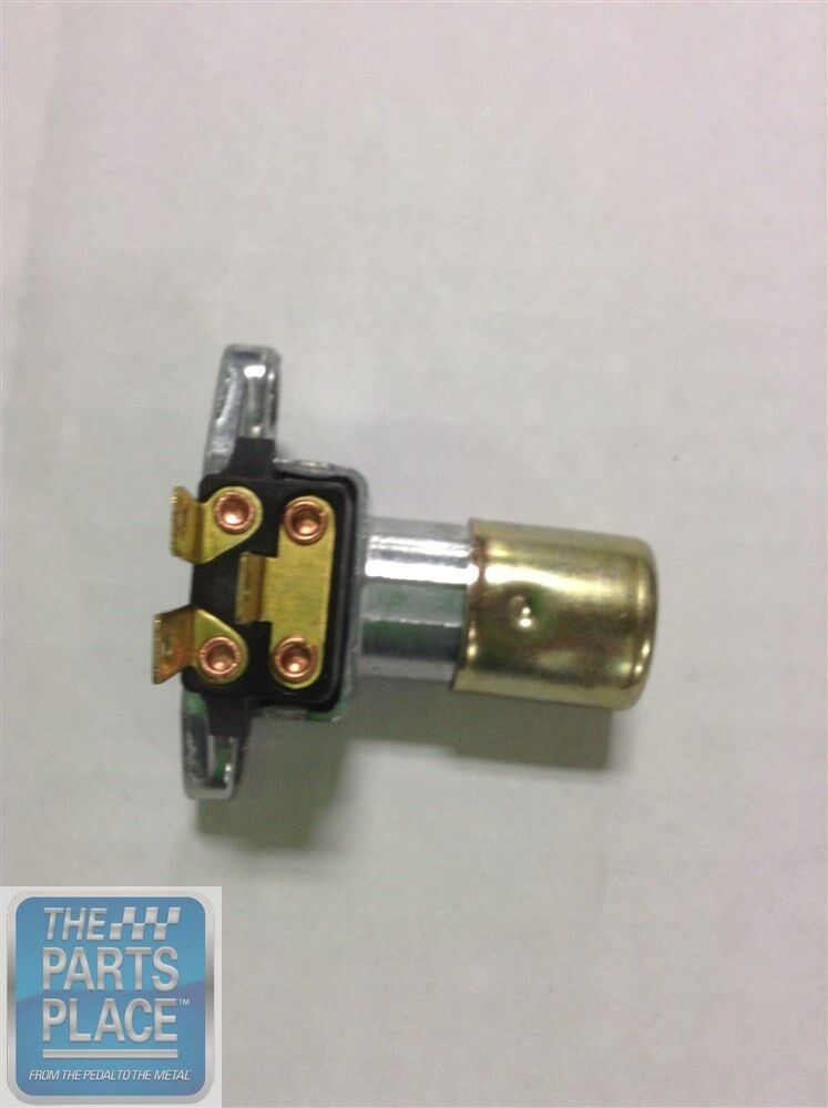 1962-76 gm cars headlight dimmer switch floor mounted | ebay floor mounted dimmer switch wiring diagram