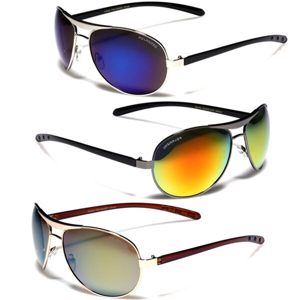 Big frame polarized aviator round men cheap fishing golf for Best cheap polarized sunglasses for fishing