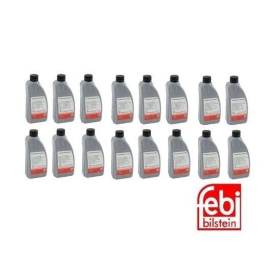 16 Liters Of Automatic Transmission Fluid Esso Lt71141
