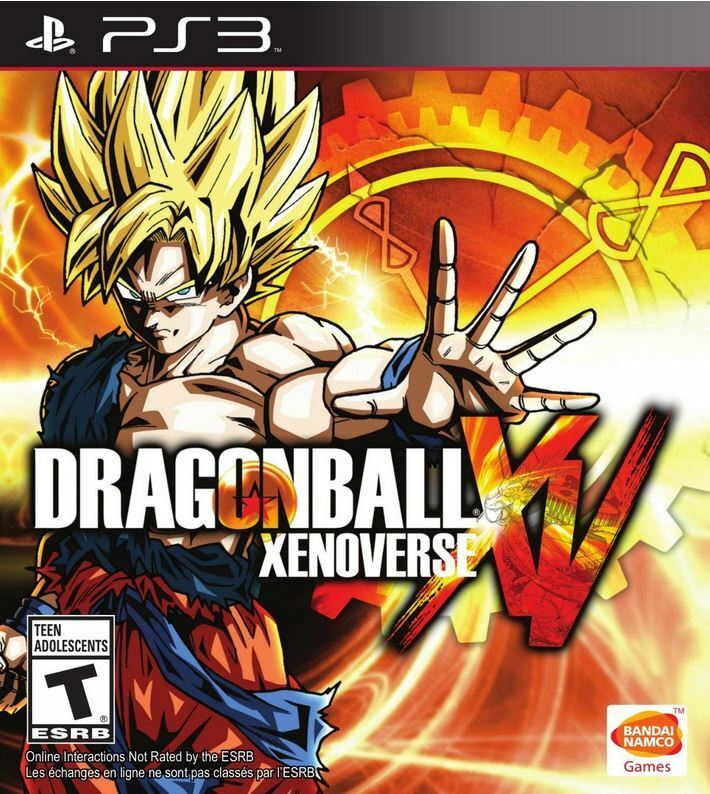 dbz ps3 games free