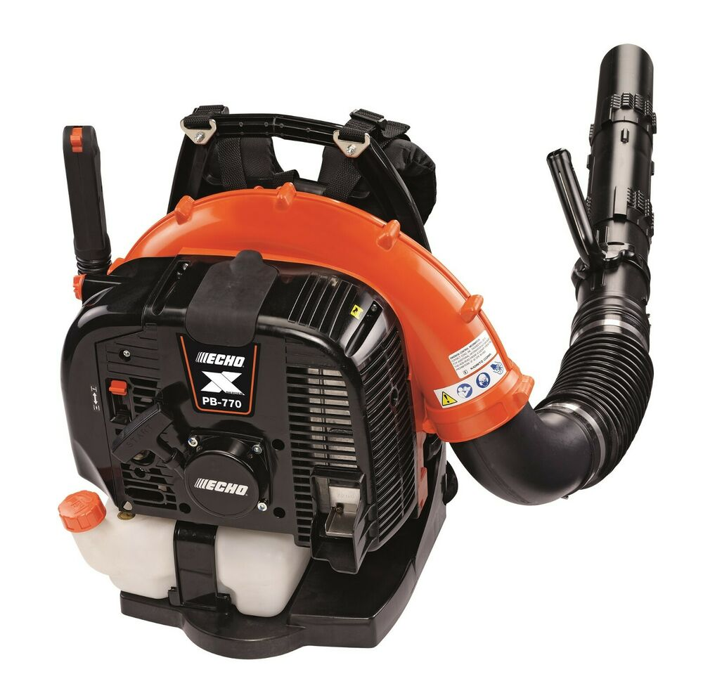 Blower Supercharger For Sale: Echo PB-770H 63.3 CC Hip Throttle Back Pack Blower, 756