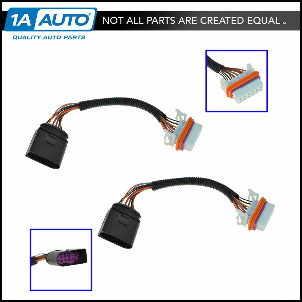 Oem 7l6971071a Headlight Wiring Harness Pair For 04