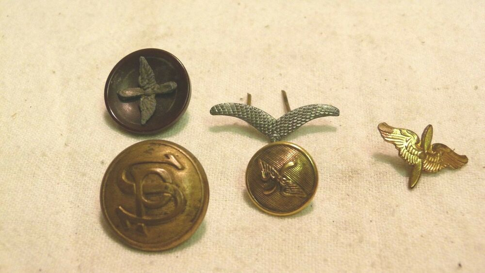 pins from military - photo #18