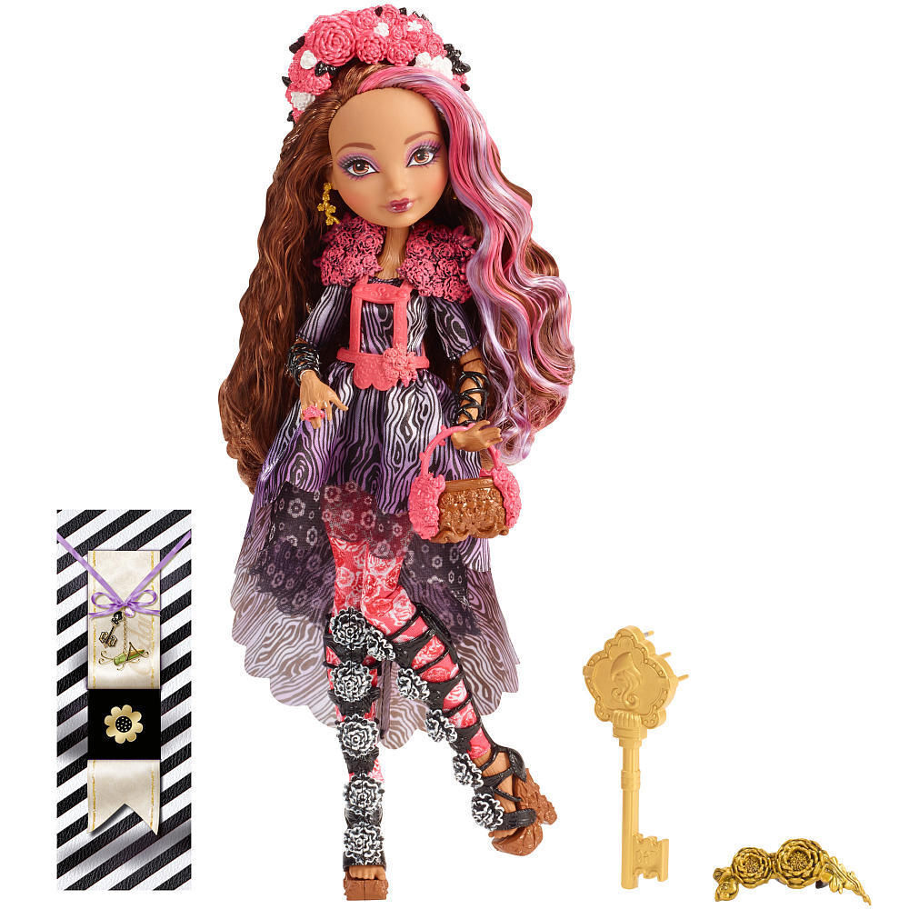 Ever After High Rebel Cedar Wood Doll Daughter Pinocchio ...
