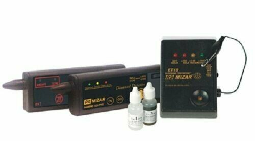 Gold Tester New : Professional starter gold diamond tester testing kit