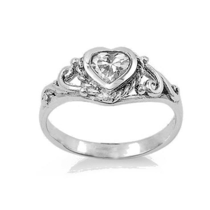 usa seller baby ring sterling silver 925 best price