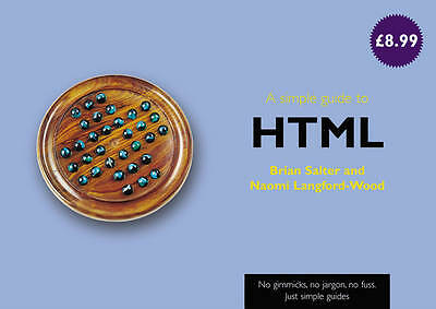 Langford Wood Naomi Salter Brian A Simple Guide To Html