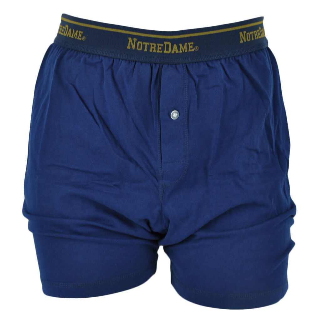 NCAA Notre Dame Fighting Irish Mens Boxer Shorts Under ...