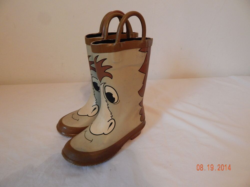 boys toddler boots size 7 chief ebay