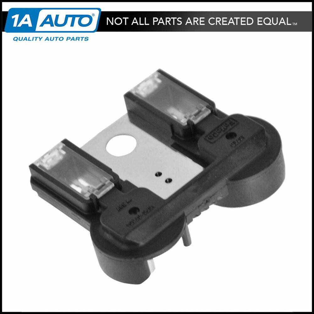 Oem Fuse Block Circuit Breaker Battery Cable Mount For Ford Mercury Lincoln
