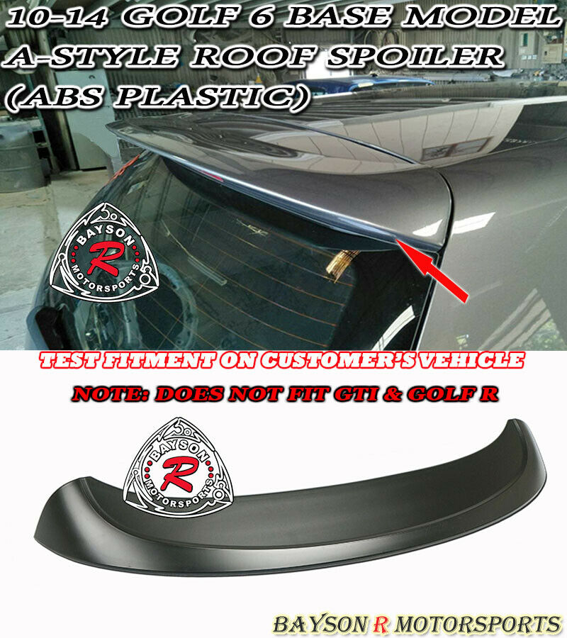 f sport style rear trunk spoiler wing abs fits 14 16 lexus is250 is350 is200t ebay. Black Bedroom Furniture Sets. Home Design Ideas