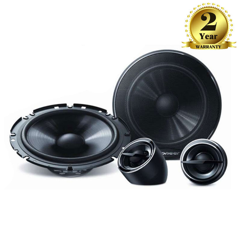 pioneer ts g173ci 6 5 quot 17cm 2 way car audio component speakers set 280w ebay