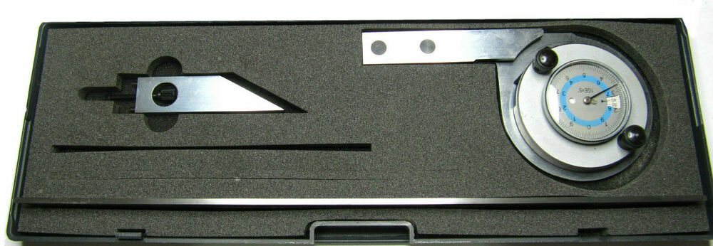 Engineering Measuring Instruments : Rdgtools new square beval protractor stainless steel