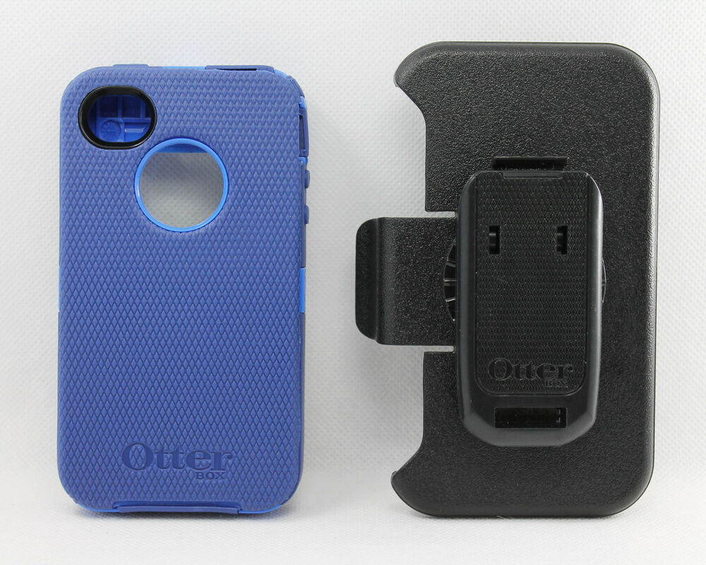 otterbox defender hard rugged case for iphone 4 4s w