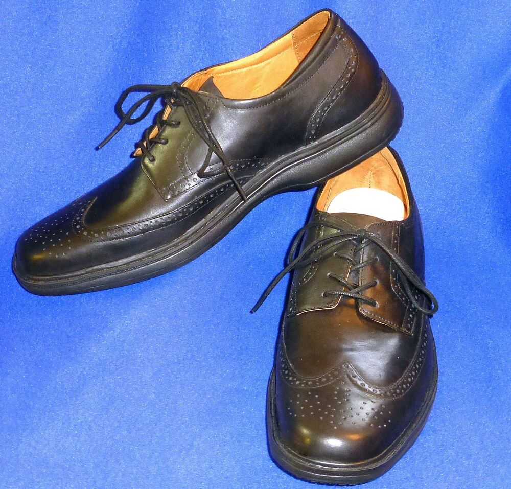 Mens Orthotic Dress Shoes