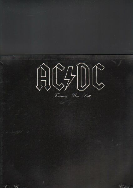 AC / DC - live in germany LP