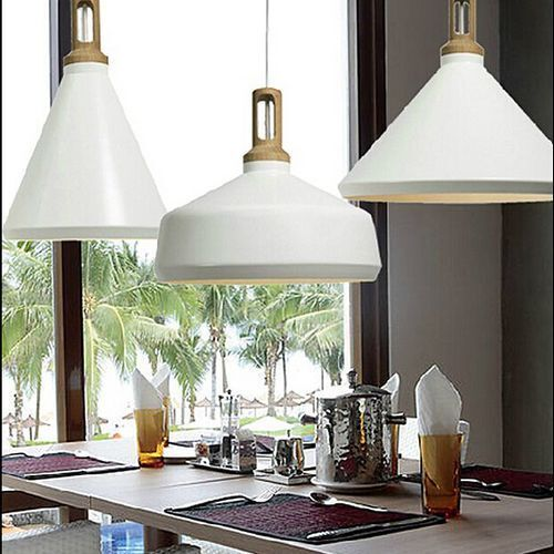 New modern ceiling light pendant lamp bar lighting dining for Bar fixtures