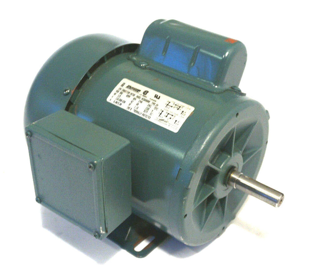 New reliance electric c56h6008 induction motor 1 3hp for Sell em all motors