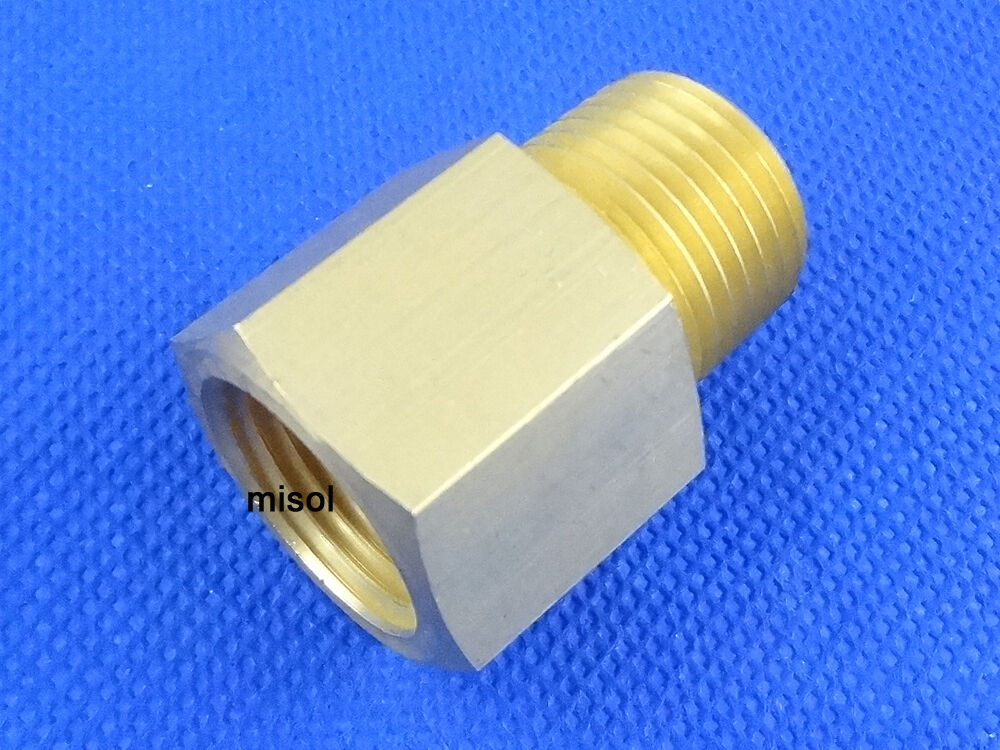 Misol adaptor fitting quot bsp dn male to npt