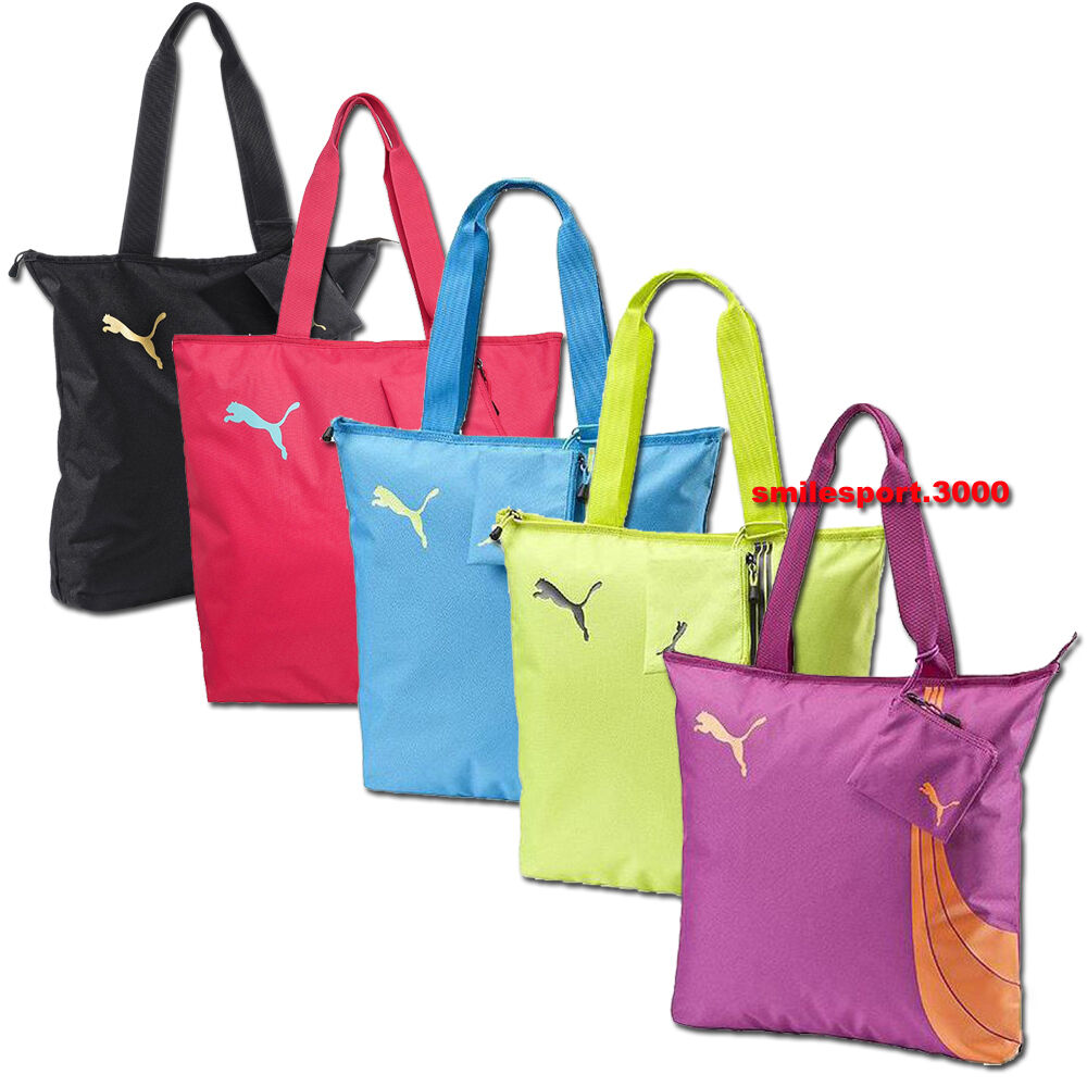 70f71c5780d0 Details about BORSA PUMA Fundamentals Shopper BAG 073192 Originale Cm.  (36x41x8) 17