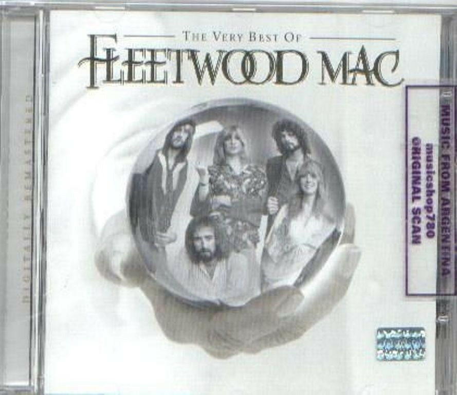 The Very Best Of Fleetwood Mac Remastered Fleetwood Mac: FLEETWOOD MAC THE VERY BEST SEALED CD NEW GREATEST HITS