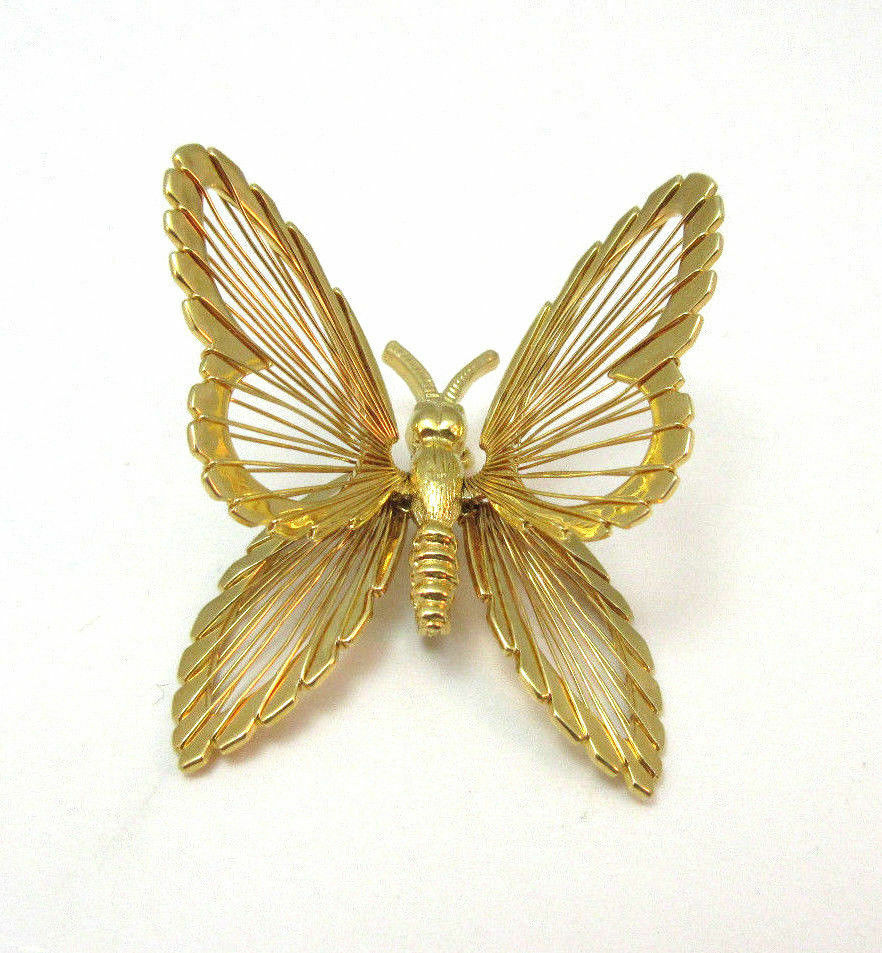 Vintage Butterfly Pins 24