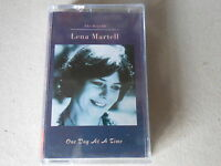 LENA MARTELL  cassette tape album  ONE DAY AT A TIME