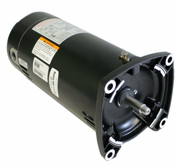 New a o smith usq1102 1 hp swimming pool spa replacement for Hayward pool pump motors replacements