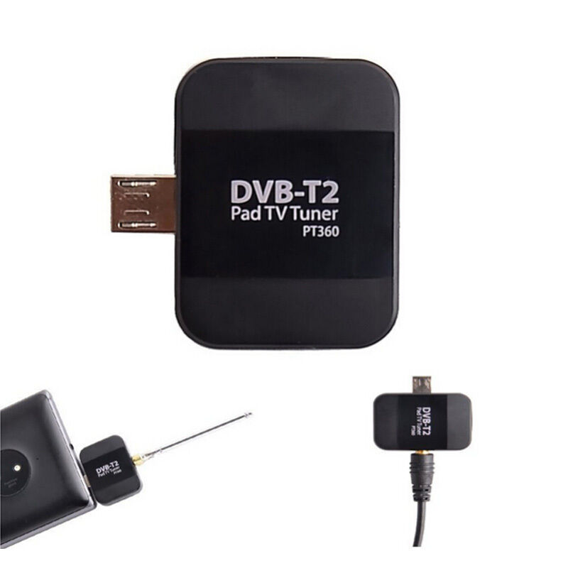 android mini dvb t2 freeview hd tv tuner for smart phone tablet pc antenna atsc ebay. Black Bedroom Furniture Sets. Home Design Ideas