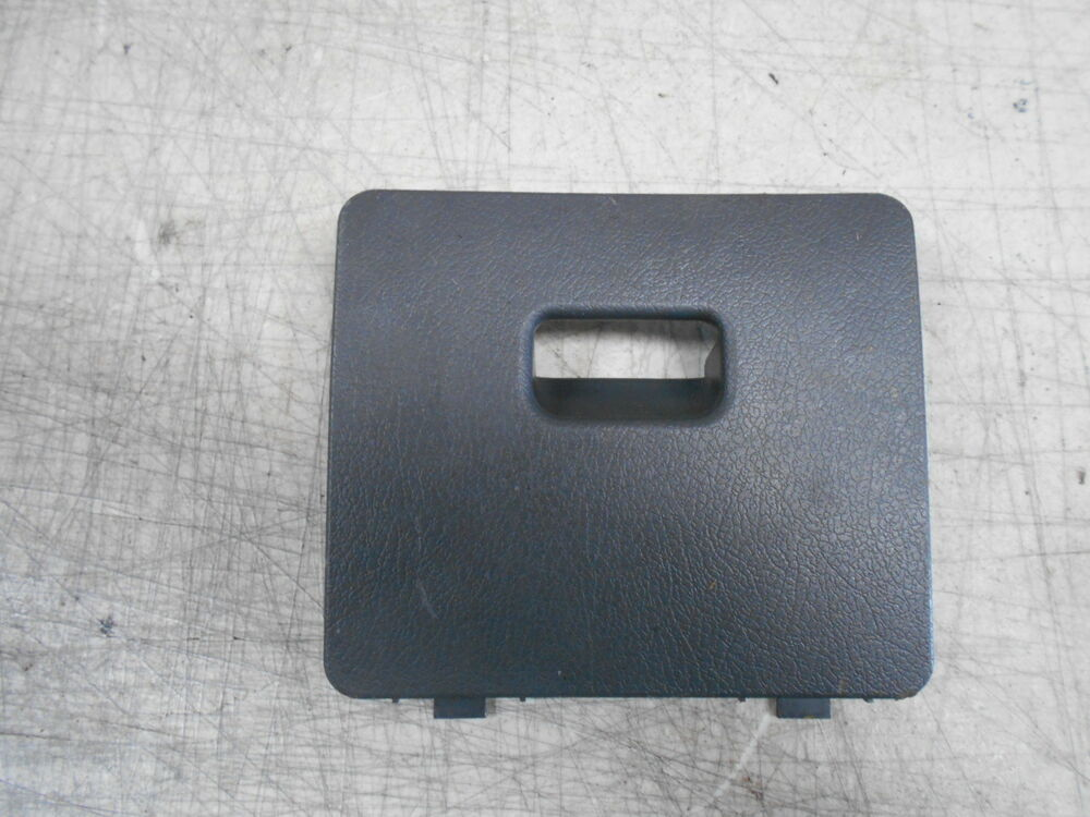 1995 Nissan Pathfinder Fuse panel cover color is gray eBay