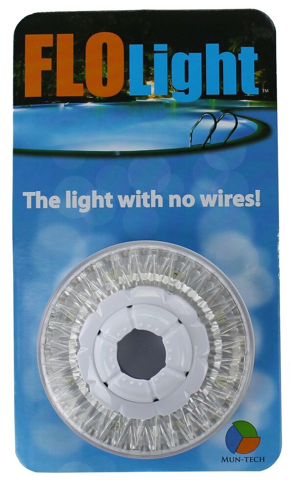 Led Above Inground Swimming Pool Flo Light Wireless