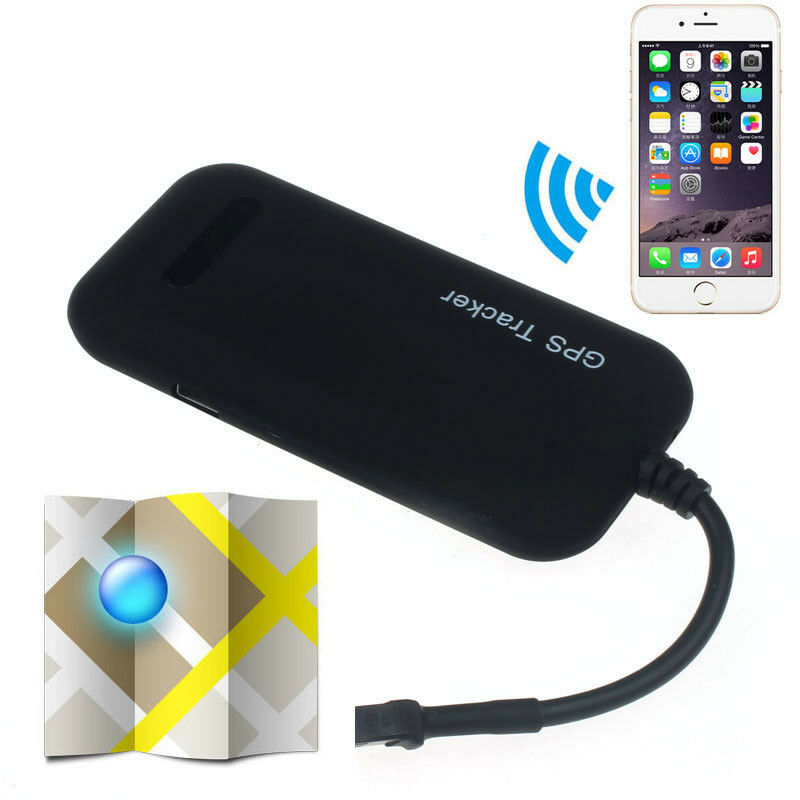 Car Vehicle Gps Tracker Tracking Device Realtime Gps Gprs
