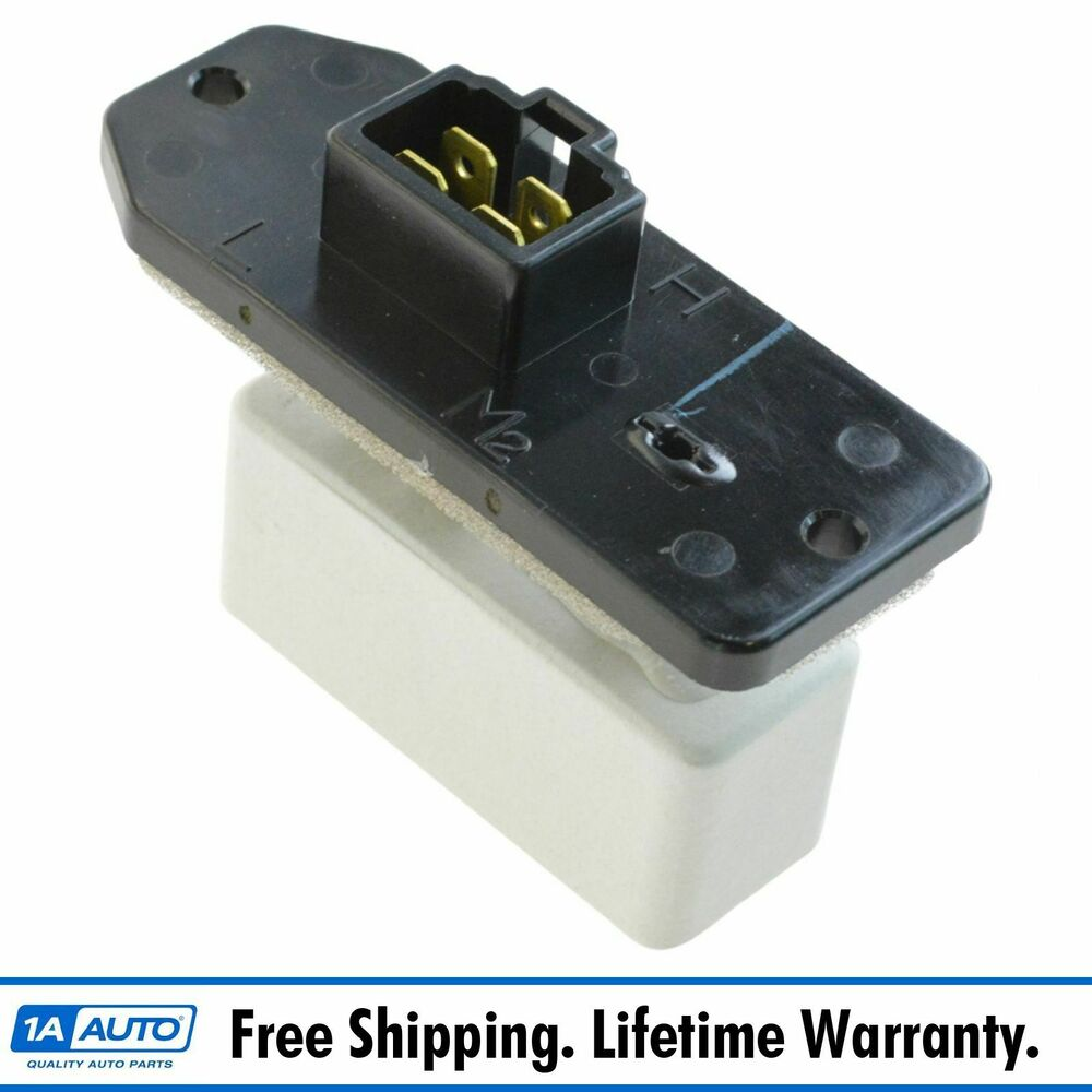 Oem A C Heater Blower Motor Resistor For Jeep Grand