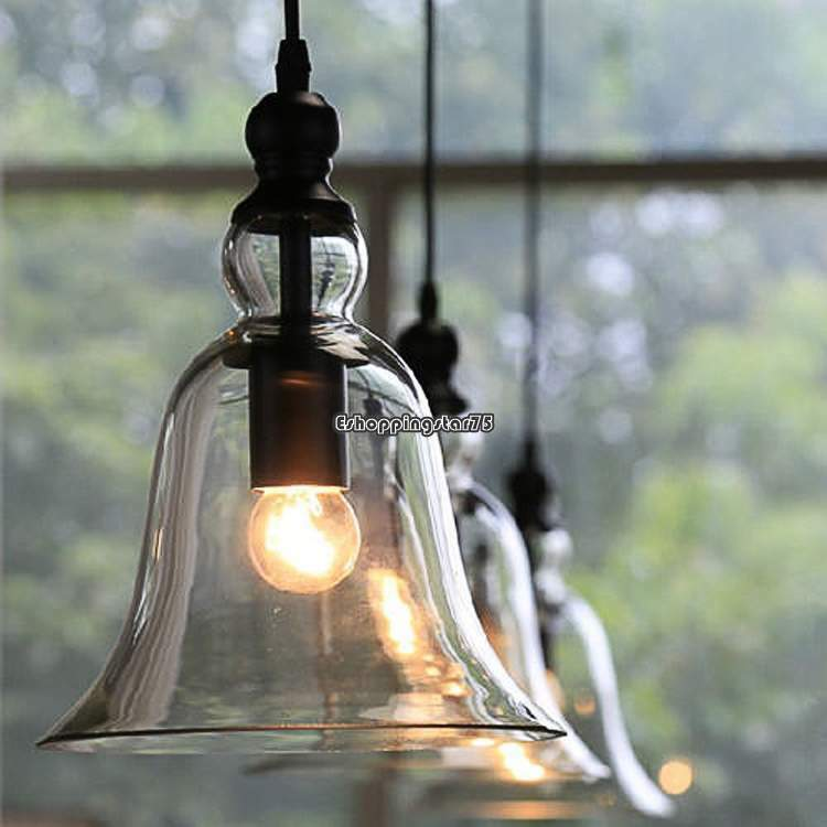 New DIY Vintage Industrial Pendant Lamp Ceiling Light