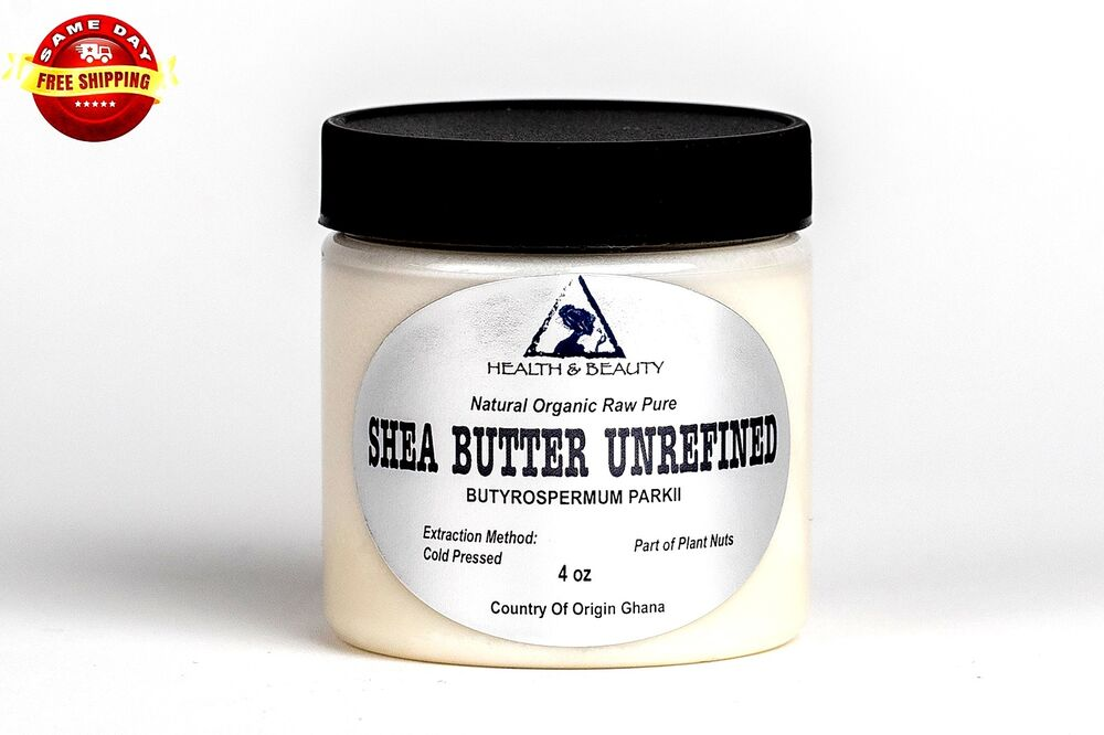 Natural Color Of Shea Butter