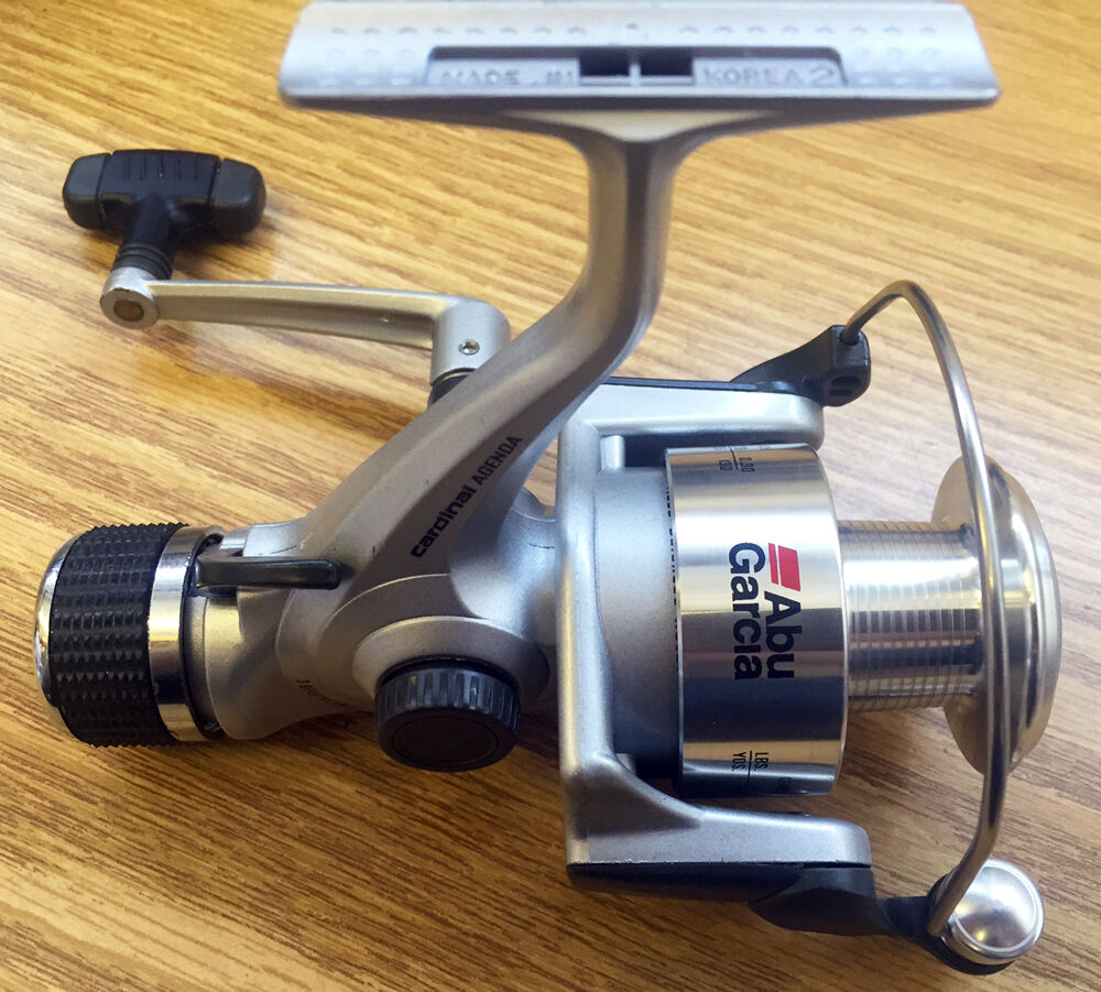 Abu garcia cardinal agenda ag3r fishing reel ebay for Ebay fishing reels