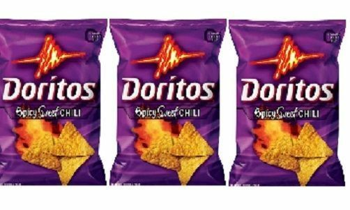 Doritos spicy sweet chili flavored tortilla chips 3 bag for Sweet home 3d chip