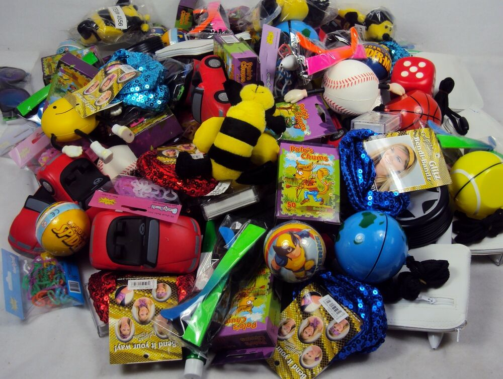 Bulk Prize Toys : Pc assorted toys novelties for claw machines