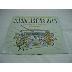 Various Artists - Radio Active Hits Volume 1 - Sealed New -