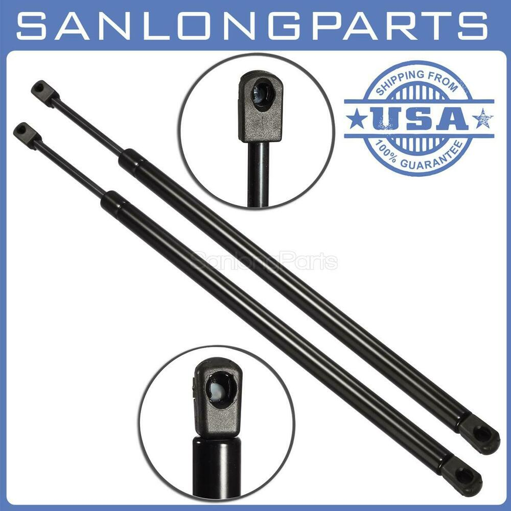 1Pair Front Hood Lift Supports Shocks Struts Fits 2005