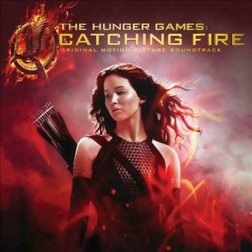The hunger games catching fire original motion picture soundtrack