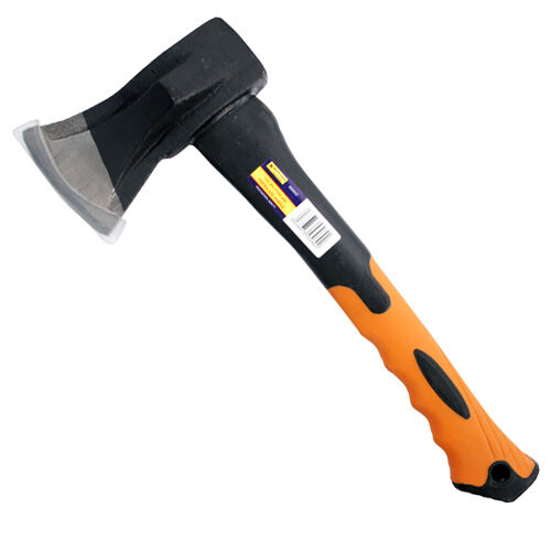 Kg splitter axe fiberglass handle wood splitting log fire