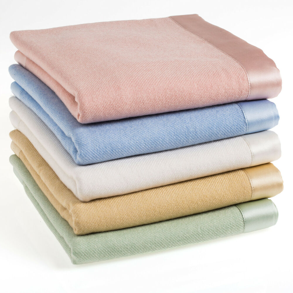 Himalaya Trading Classic 100 Percent Cashmere Baby Blanket