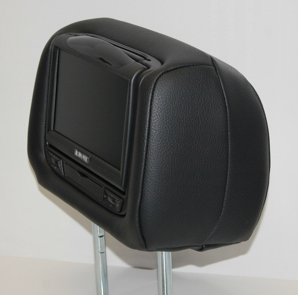 2013 toyota 4runner dual dvd headrest video players. Black Bedroom Furniture Sets. Home Design Ideas