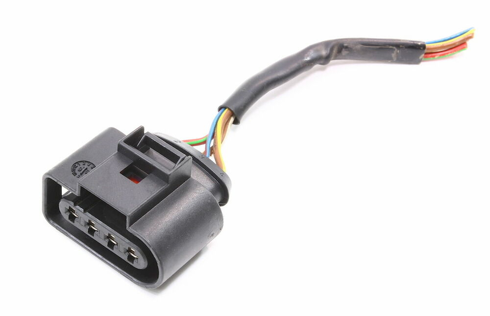 ignition coil wiring plug pigtail 00 04 audi a8 a6 c5 4. Black Bedroom Furniture Sets. Home Design Ideas