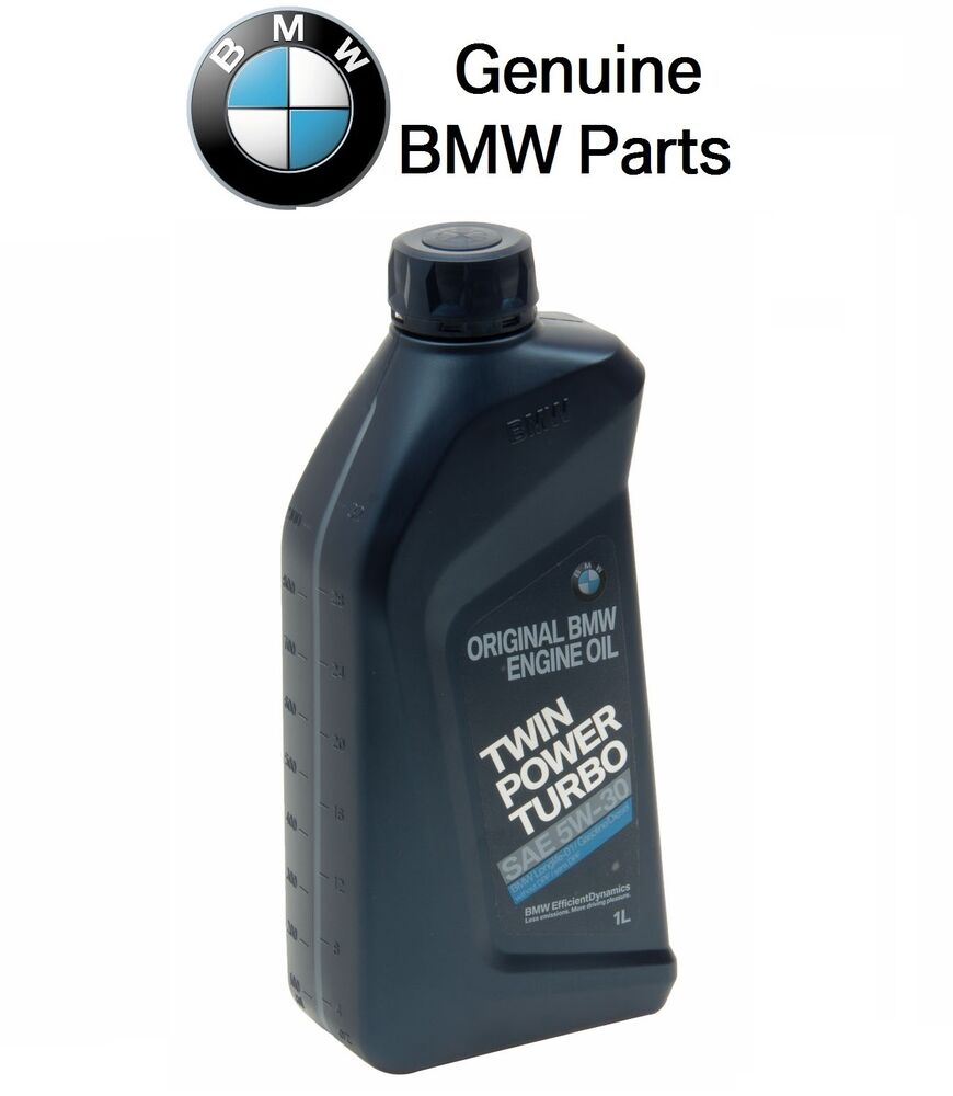 BMW 5w-30 High Performance Synthetic Engine Oil
