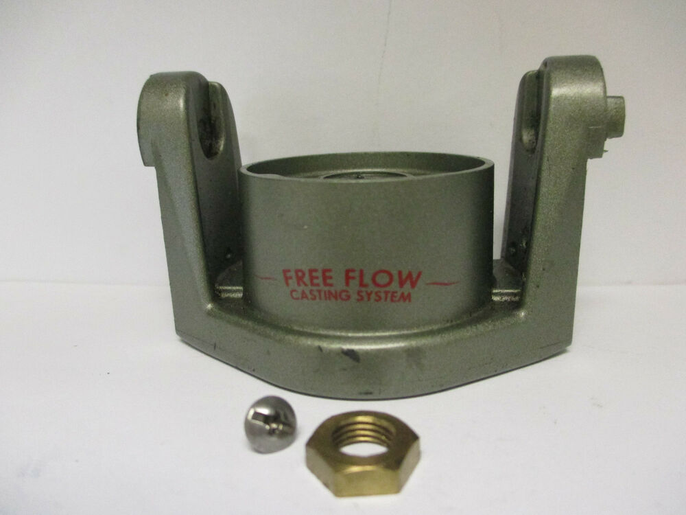 Used fin nor spinning reel part 401 fin ite rotor ebay for Ebay used fishing reels