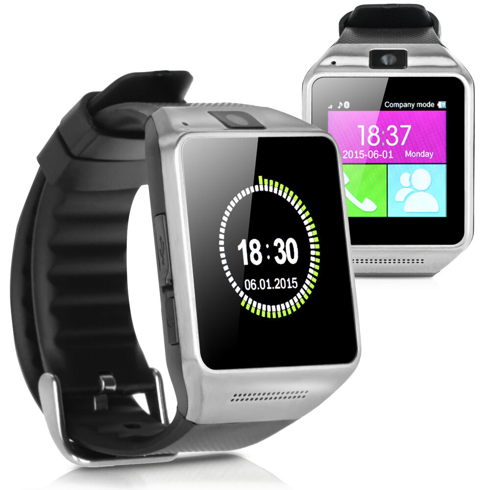 ... Smart Watch Phone Camera Touch Screen For Android IOS iPhone | eBay