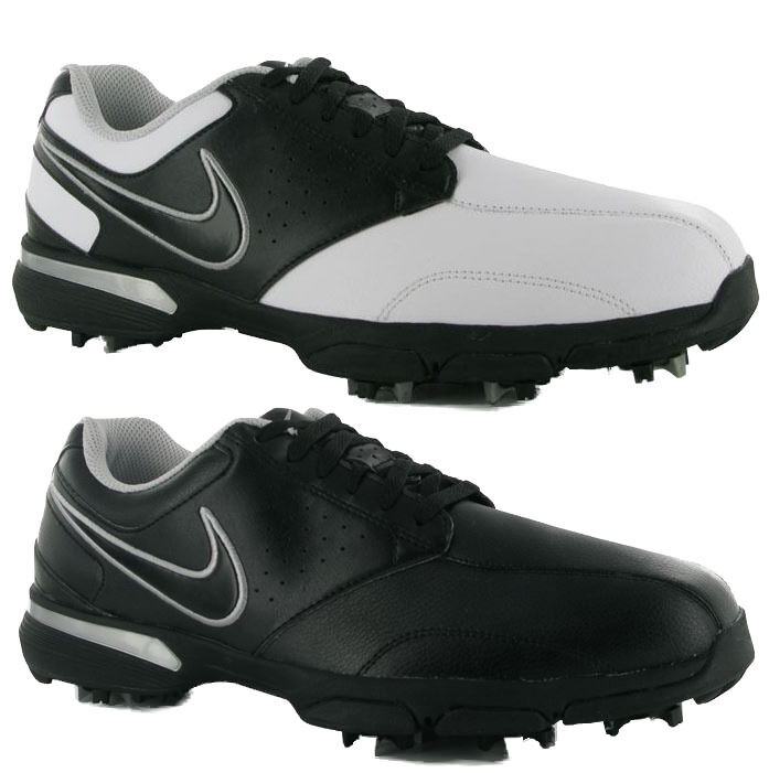 nike herren leder golfschuhe vintage gr 41 42 43 44 45 46 47 48 golf schuhe neu ebay. Black Bedroom Furniture Sets. Home Design Ideas