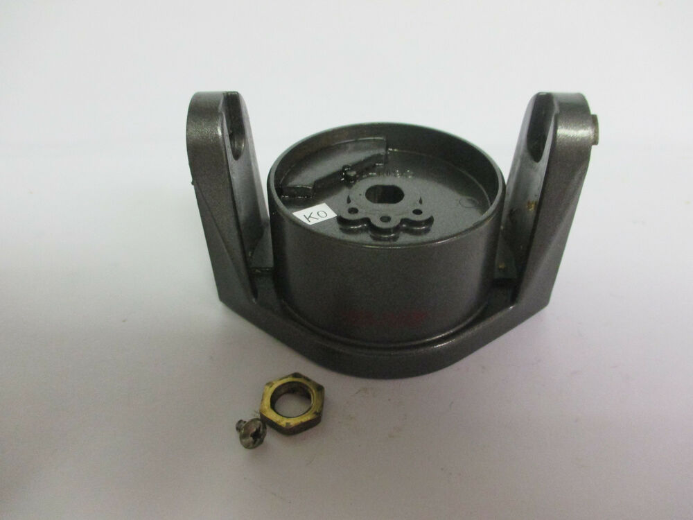 Used fin nor spinning reel part lite s 500 rotor ebay for Ebay used fishing reels